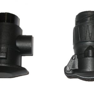 Short adapter 13/7-pin [411350]